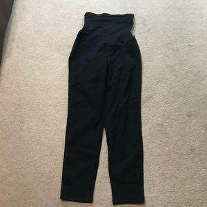 New 1822 Maternity Black Jeans Super Slim Ankle